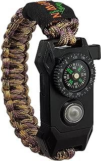 marine corps paracord survival bracelet