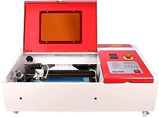 Orion Motor Tech 40W Co2 Laser Engraving Cutting Machine, Digital Control 12