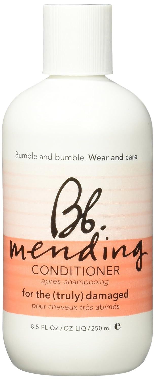 ありがたいエレベーター蒸留バンブルアンドバンブル Bb. Mending Conditioner (Colored, Permed or Relaxed Hair) 250ml/8.5oz並行輸入品