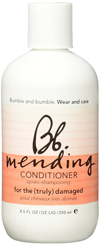 バッチボタン擬人バンブルアンドバンブル Bb. Mending Conditioner (Colored, Permed or Relaxed Hair) 250ml/8.5oz並行輸入品