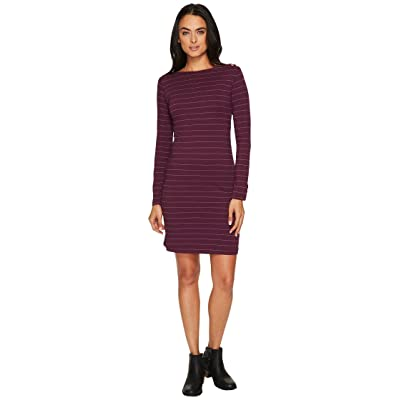 FIG Clothing Fly Dress (Currant) Women