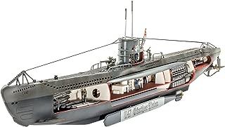 Revell - Maqueta Submarino alemán U-47, Escala 1:125 (05060)