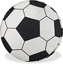 Senseez Vibrating Pillow Calming Cushion for Kids, Soccer Ball