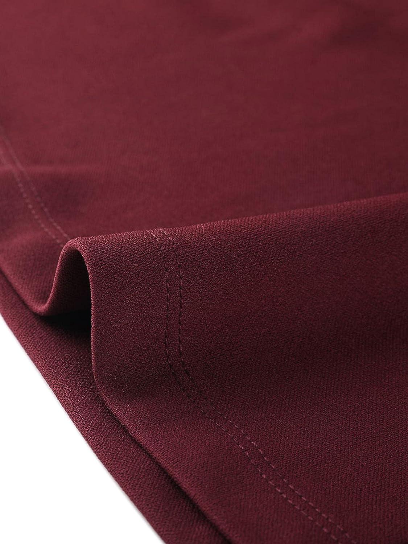 Allegra K Women's Casual Overall Dress Adjustable Strap Button Front Suspender Skirt