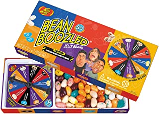Jelly Belly BeanBoozled Jelly Beans Spinner Gift Box, 5th Edition, 3.5-oz