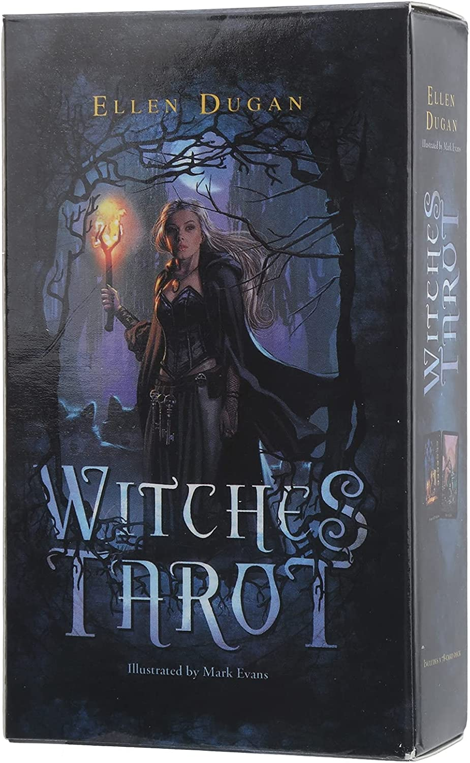 Witoh Witch Tarot Cards Deck Future Kansas City Mall Printing Paper Copper Japan's largest assortment