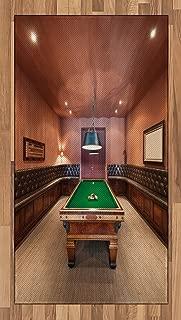 Best pool table rug Reviews