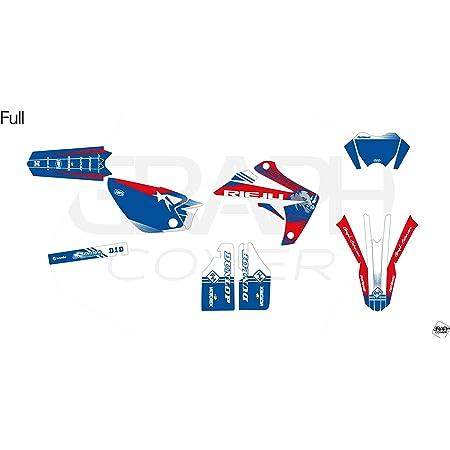 Rieju Mrt 50 Ike Motocross Set Blau Rot Auto