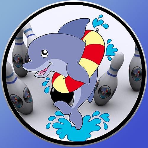 Dolphin Bowling für Kids