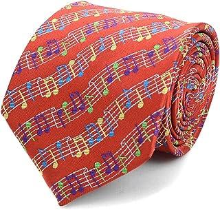 Musical Notes Novelty Necktie