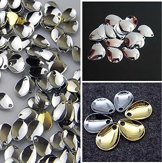 FTM Trout Spinnerblättchen Spinnerblätter 22mm 2,2cm Silber 5200237 Spinnerblatt