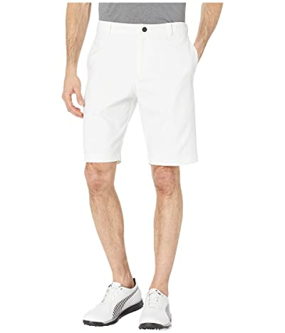 PUMA Golf Jackpot Shorts (Bright White) Men