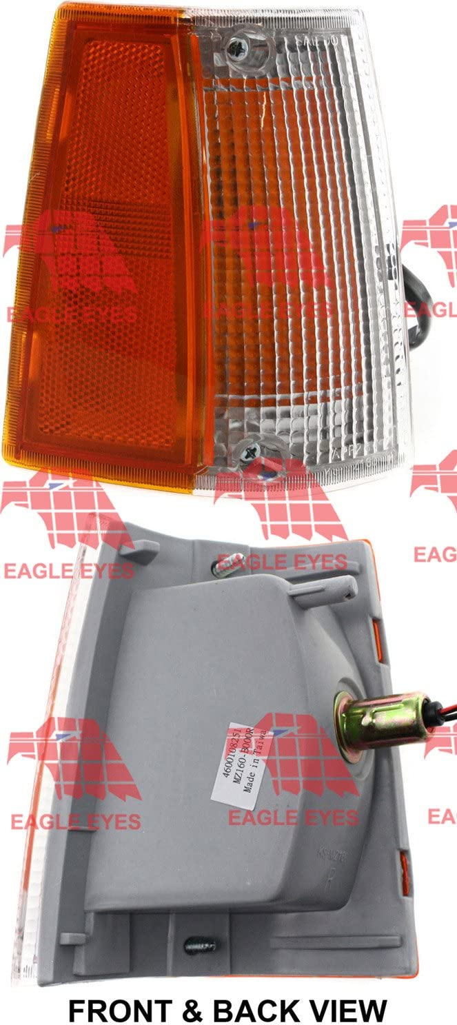 MAZDA PICKUP 86-93 CORNER LAMP MARKE SIDE RIGHT low-pricing Max 68% OFF ASSEMBLY