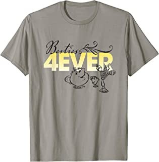 Disney Mrs. Potts, Chip, and Lumiere Besties 4Ever T-Shirt