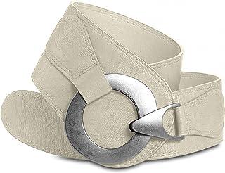 CASPAR GU243 Donna Cintura Larga