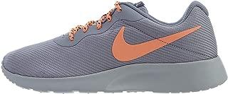 Nike Women's Tanjun SE Running Shoes (7.5 M US, Provence Purple/Orange Pulse)