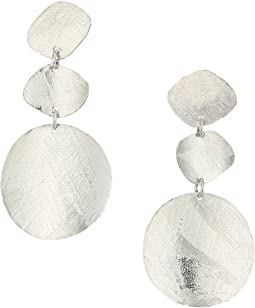 Chan Luu - 3 Tier Circle Earrings