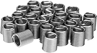 PowerCoil 3530-5//16X1.0DP BSF 5//16 x 22 x 1.0D Wire Thread Inserts 10 Pack