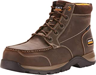 ARIAT Men's Edge LTE Chukka Waterproof Composite Toe Work Boot