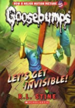 Let's Get Invisible! (Turtleback School & Library Binding Edition) (Classic Goosebumps)
