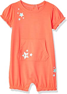 Under Armour Baby Girls' Glitter Big Logo Coverall