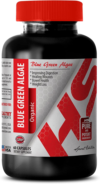 Max 53% OFF Blue Green Algae Klamath Lake - 500 New life MG Organic