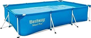 comprar comparacion Bestway Infantil Bestway Deluxe Splash Frame Pool Piscina Desmontable Tubular, 300 x 201 x 66 cm
