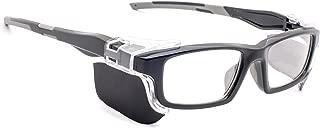 Leaded Glasses Radiation Protective Eyewear RG-17012-BK