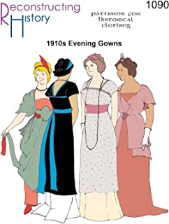 Ladies' 1910s Evening Gowns