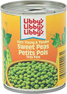 Libby's Sweet Garden Canned Peas - 241 gm