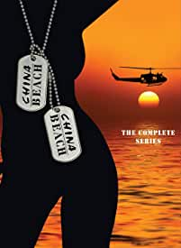 China Beach: The Complete Series arrives on DVD in a 19-Disc Set on Oct. 8 from Time Life