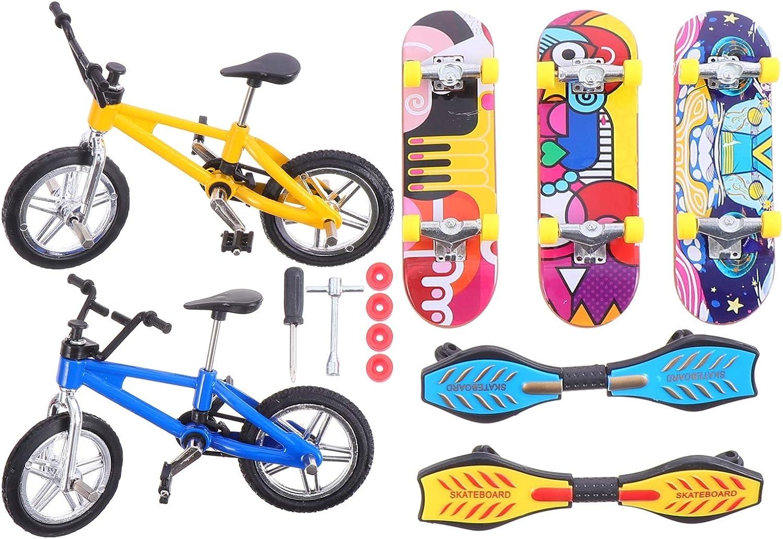 TOYANDONA 1 Set Mini Finger Toys Skateboards Max 69% OFF Max 78% OFF M