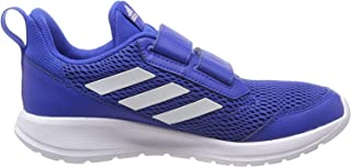 adidas Girls AltaRun CF Trainers, Blue/Footwear White/Blue