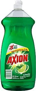Axion Axion Lavatrastes Liquido Limon, 1.4 L, Color, 1.4 L,