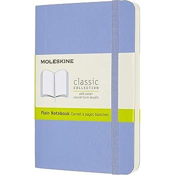 Hard Cover 3.5 x 5.5 Plain//Blank Pocket Black Moleskine Classic Notebook