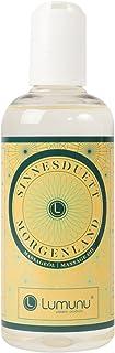 Deluxe erotische Massage-Olie MORGENLAND (250ml) met afrodisiacum zoete geur, olie van de liefde, body-massage, een Stel-m...
