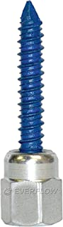 Sammys 8058957-25 Vertical Anchor Super Screw with 1/4 in. Threaded Rod Fitting, 5/16 x 1 3/4, Concrete, 25 Piece