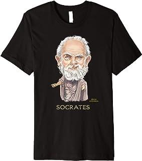 Socrates caricature