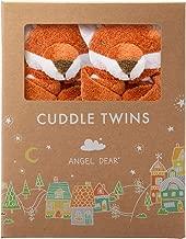 Angel Dear Cuddle Twins Blankie, Fox