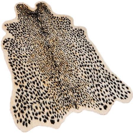 Leopard Print Calf Hide Charm  Calf Hide  Leopard Print Calf Hide  21mm x 30mm  LLEG-466-P Leopard Print Calf Hide in Gold Square Frame