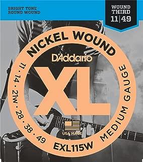 d addario 11 wound g