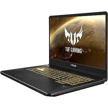 """Asus TUF Gaming Laptop, 17.3"""" Full HD IPS-Type, AMD Ryzen 7 3750H, GeForce GTX 1660 Ti, 16GB DDR4, 512GB PCIe SSD, Gigabit Wi-Fi 5, Windows 10 Home, TUF705DU-PB74"""