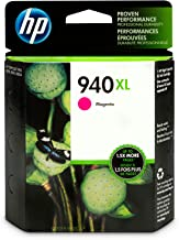 HP 940XL | Ink Cartridge | Magenta | C4908AN
