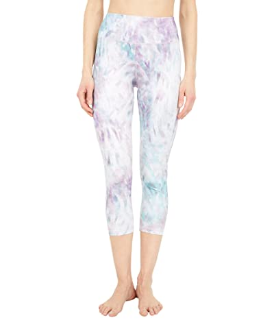 Jockey Active Spring Breeze Printed Capris (Multi Combo) Women