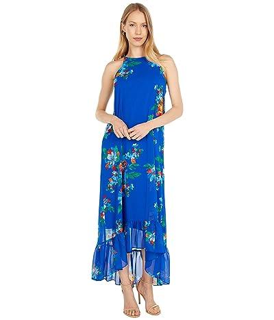 LAUREN Ralph Lauren Floral Georgette Sleeveless Dress