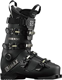 2021 Salomon S Max 130 Mens Ski Boot (25.5) Black