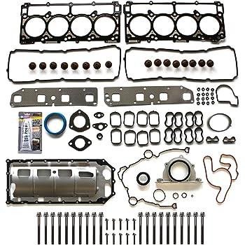 05 06 07 08 Jeep 5.7L Hemi Commander Cherokee V8 16V 8 INTAKE /& 8 EXHAUST VALVES