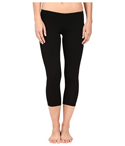 Only Hearts So Fine Crop Leggings (Black) Women