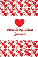 Here is my Heart Journal: Share your Love and Emotional feelings about loving yourself and maybe that special someone!