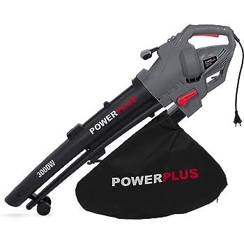 POWERPLUS POWEG9011 - Soplador/aspirador de hojas 3000w: Amazon.es ...